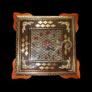 ساعت خاتم مربع شیراز