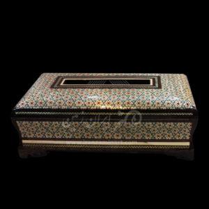 جا دستمالی شیراز پنج گل