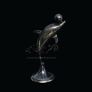 دلفین قلم زنی